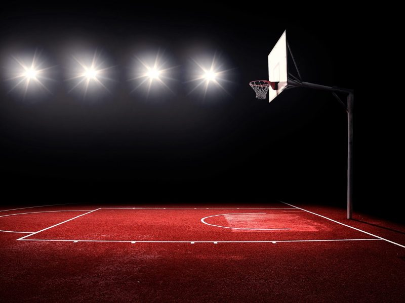 Sports Pitch Lighting