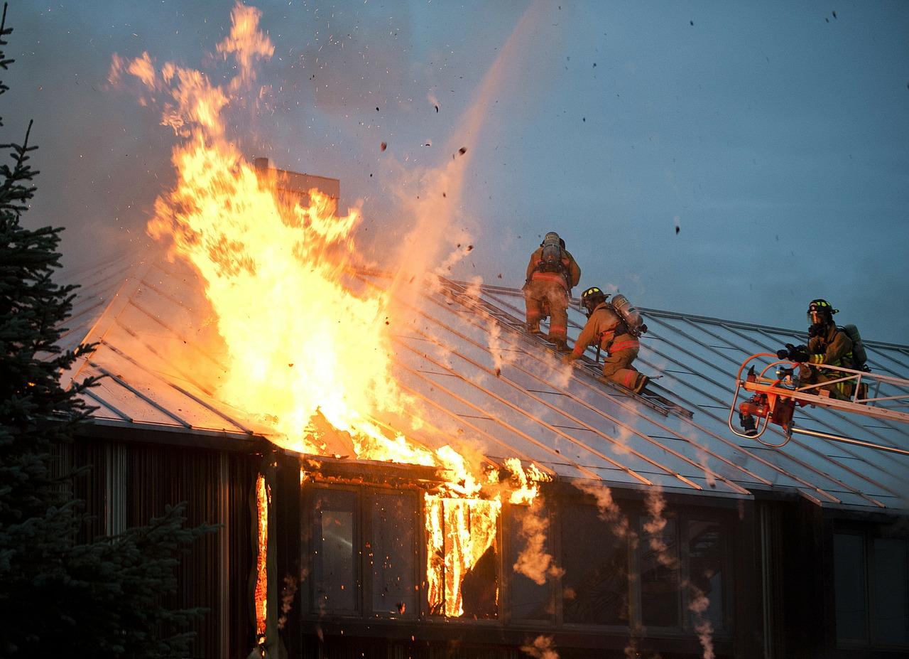Building fire regulations